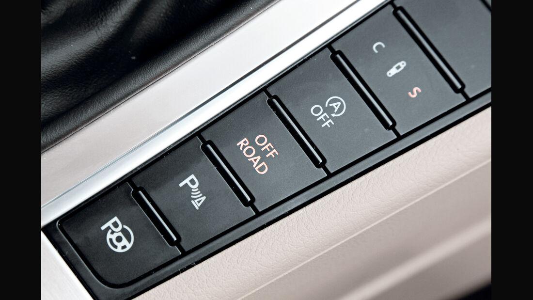 VW Passat Alltrack 2.0 TDI 4Motion, Bedienelemente