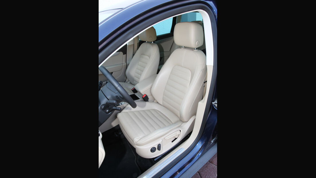 VW Passat Alltrack 2.0 TDI 4Motion, Fahrersitz, Ledersitz