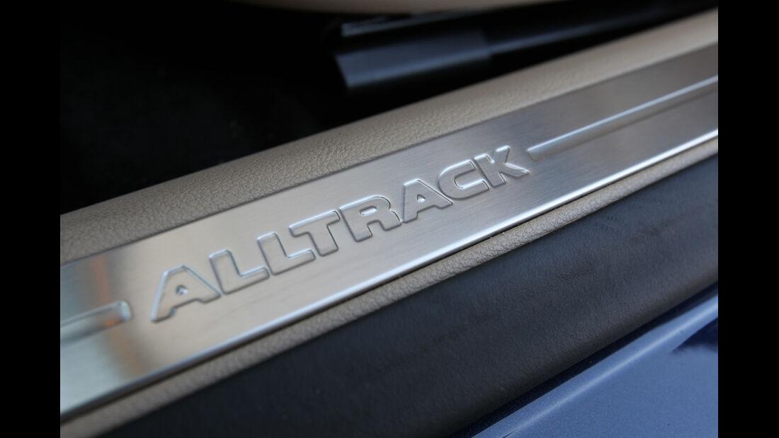 VW Passat Alltrack 2.0 TDI 4Motion, Fußleiste