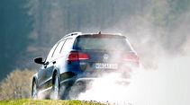 VW Passat Alltrack 2.0 TDI 4Motion, Heck