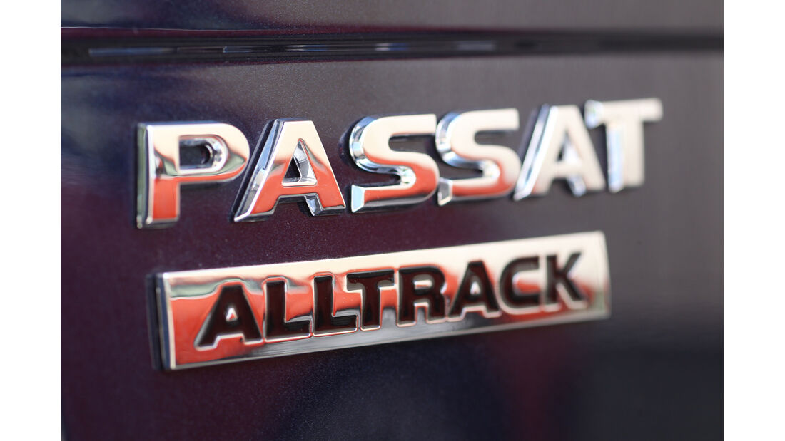 VW Passat Alltrack 2.0 TDI 4Motion, Typenbezeichnung