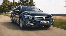 VW Passat Alltrack 2.0 TDI 4Mtotion, Exterieur