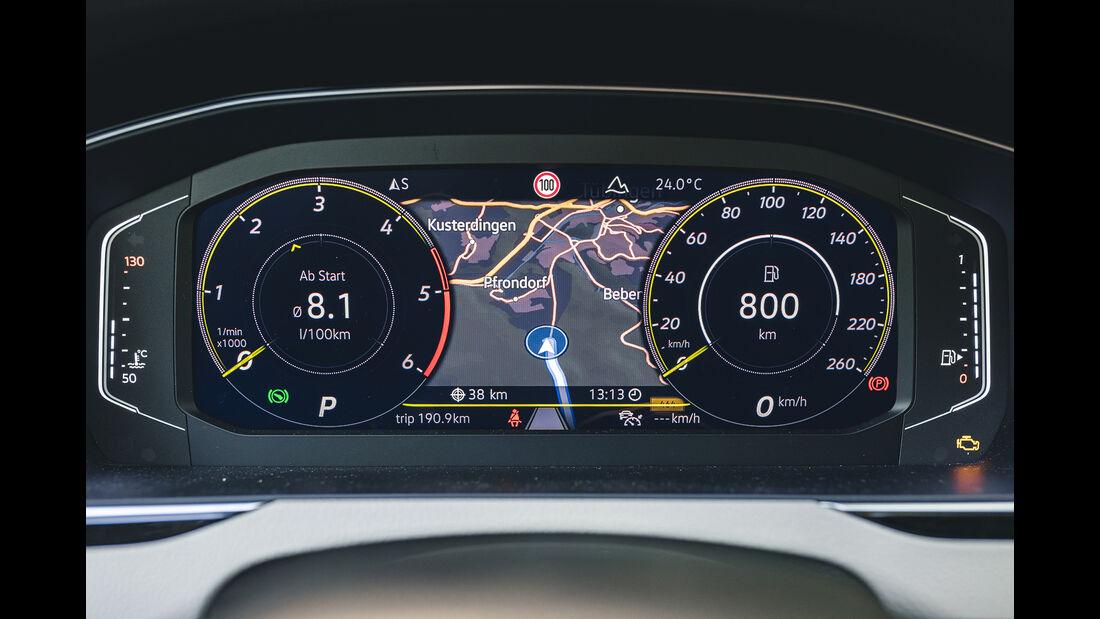 VW Passat Alltrack 2.0 TDI 4Mtotion, Interieur