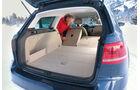 VW Passat Alltrack 2.0 TDI, Kofferraum, Sitz umklappen