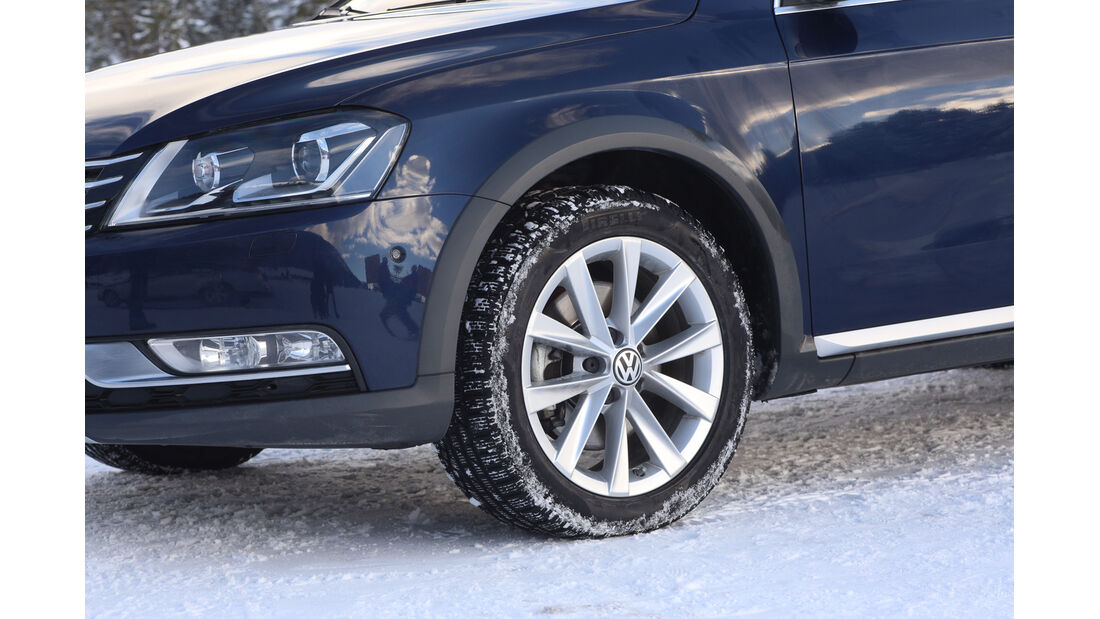 VW Passat Alltrack 2.0 TDI, Rad, Felge
