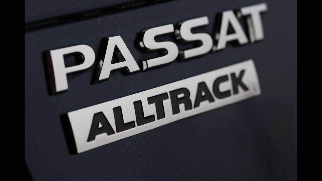 VW Passat Alltrack 2.0 TDI, Typenbezeichnung