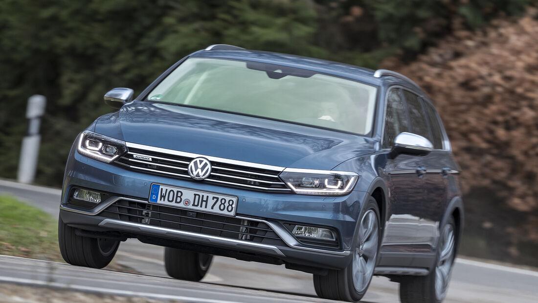 VW Passat Alltrack 2.0 TSI 4Motion, Exterieur