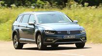 VW Passat Alltrack 2.0 TSI 4Motion, Frontansicht