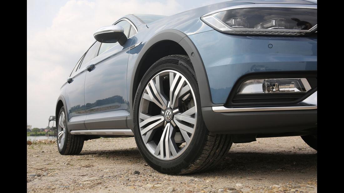 VW Passat Alltrack 2.0 TSI 4Motion, Rad, Felge