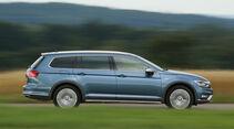 VW Passat Alltrack 2.0 TSI 4Motion, Seitenansicht