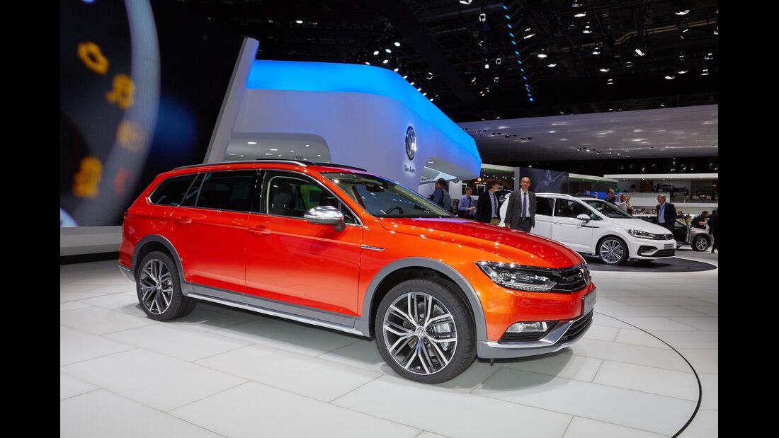 VW Passat Alltrack - Genfer Autosalon 2015
