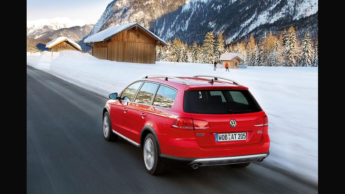 VW Passat Alltrack