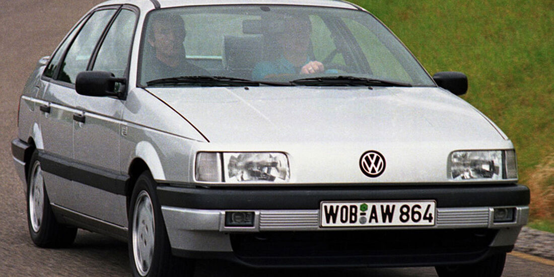 VW Passat B3 1988