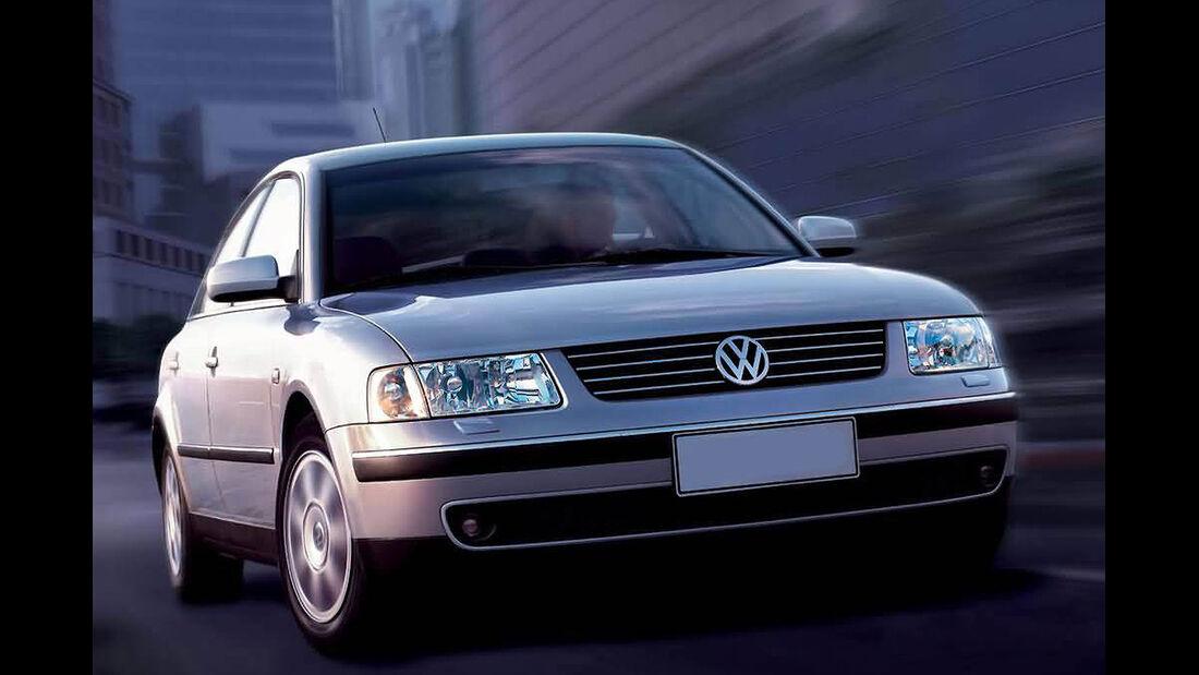 VW Passat B5 2000
