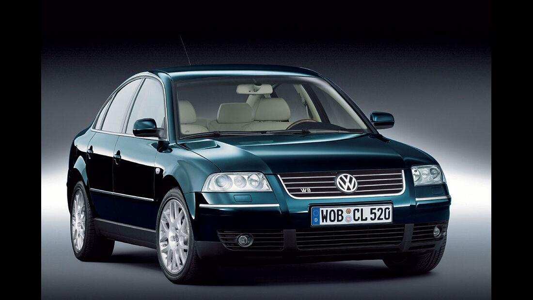 VW Passat B5 W8