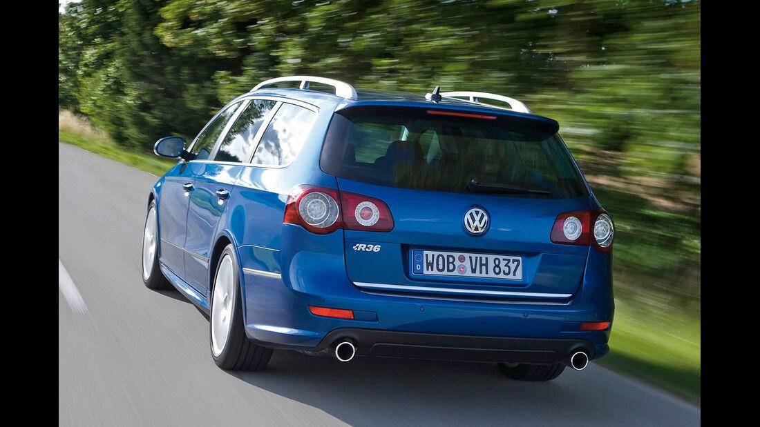 VW Passat B6 R36 Variant
