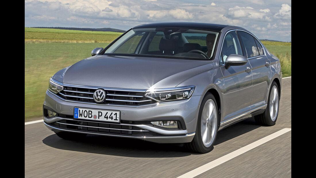 VW Passat, Best Cars 2020, Kategorie D Mittelklasse