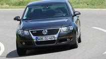 VW Passat Blue TDI