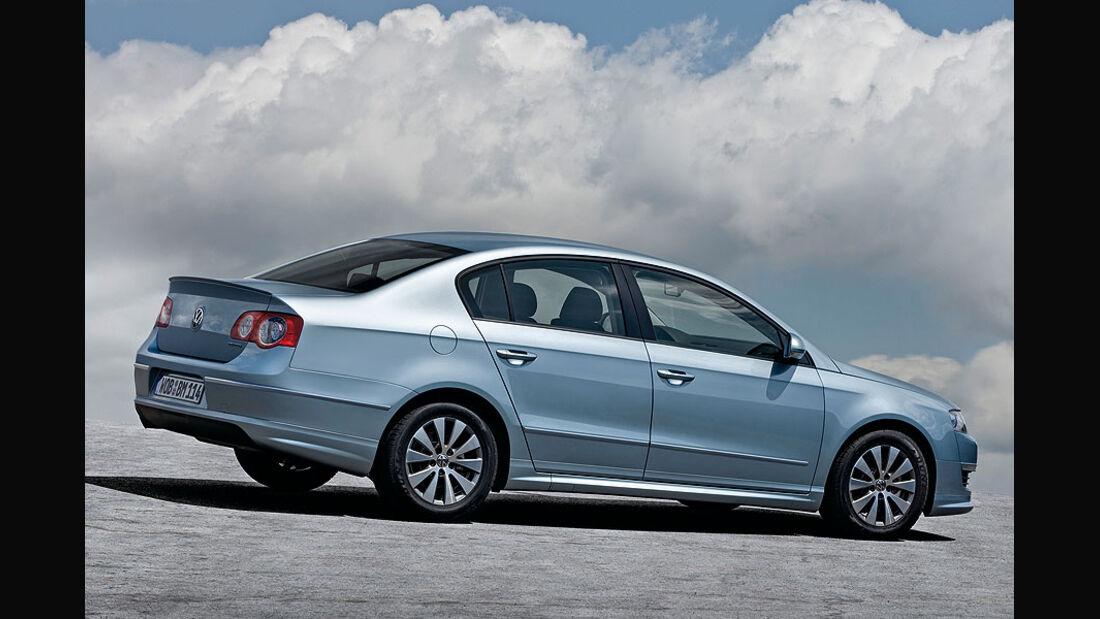 VW Passat Bluemotion IAA 2009