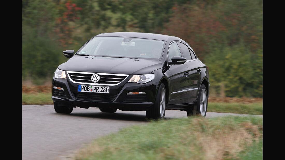 VW Passat CC 3.6 V6 4Motion