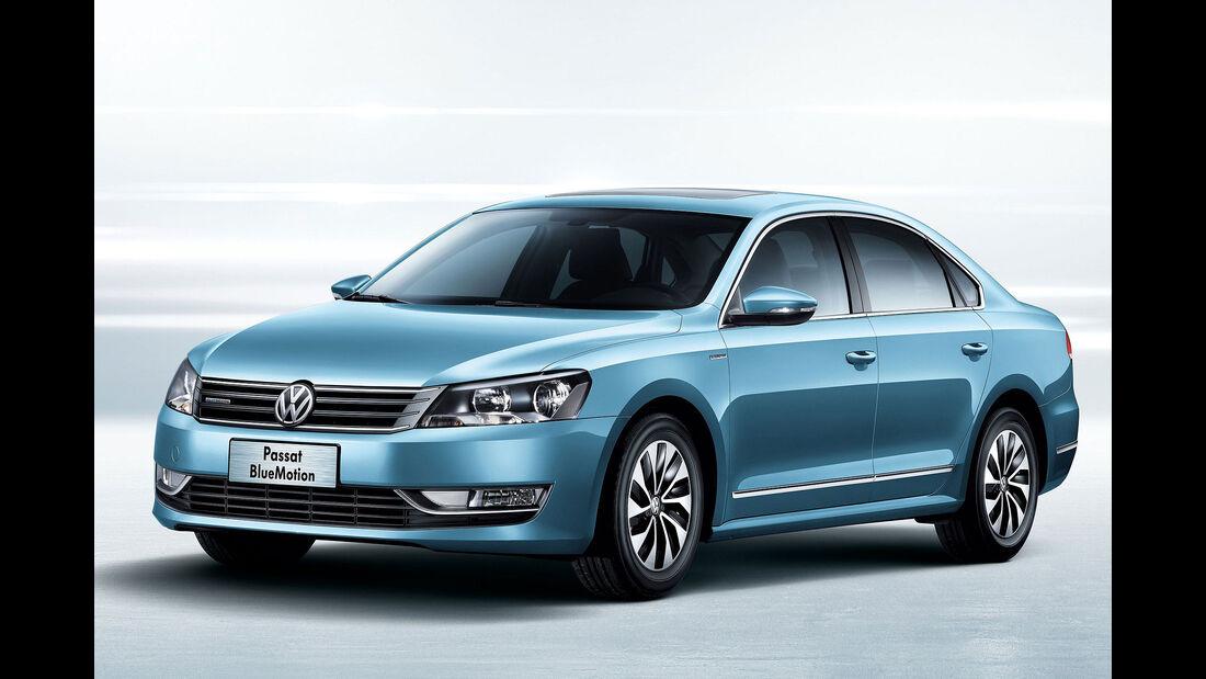 VW Passat China
