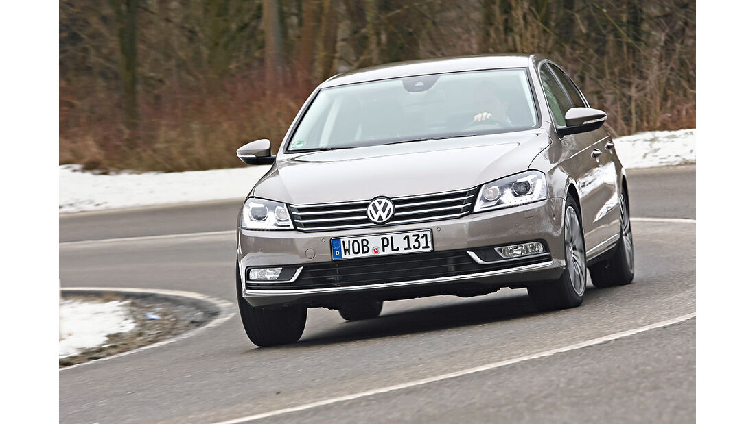 VW Passat Eco Fuel
