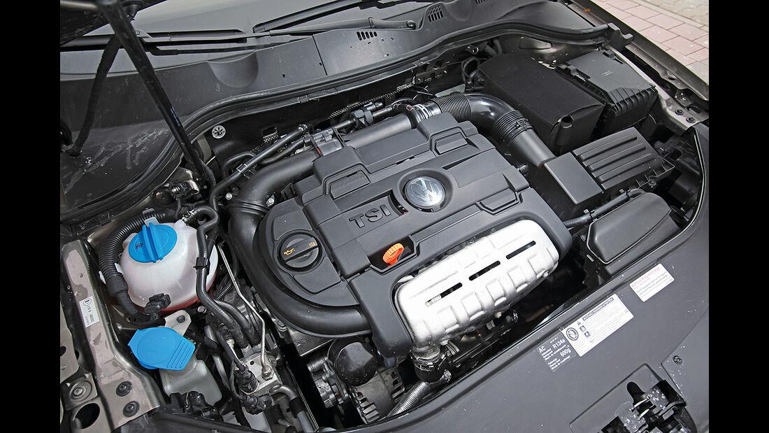VW Passat Eco Fuel, Motor