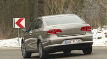 VW Passat Eco Fuel