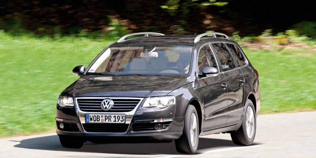 VW Passat Ecofuel
