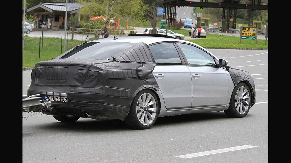 VW Passat Erlkönig