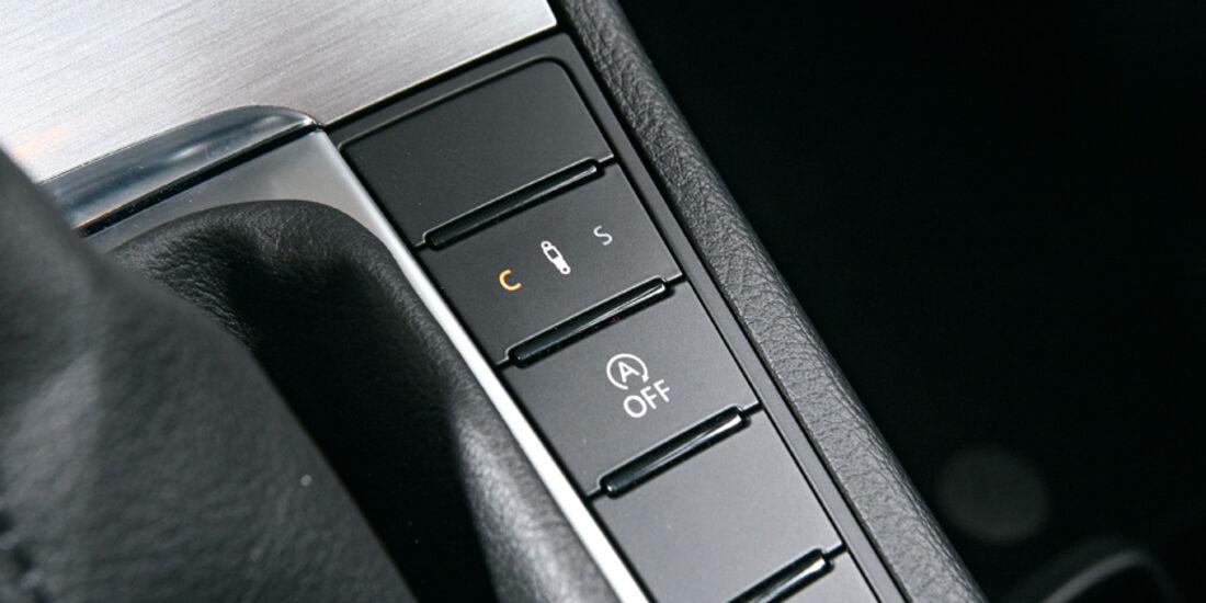 VW Passat, Fahrwerksregelung
