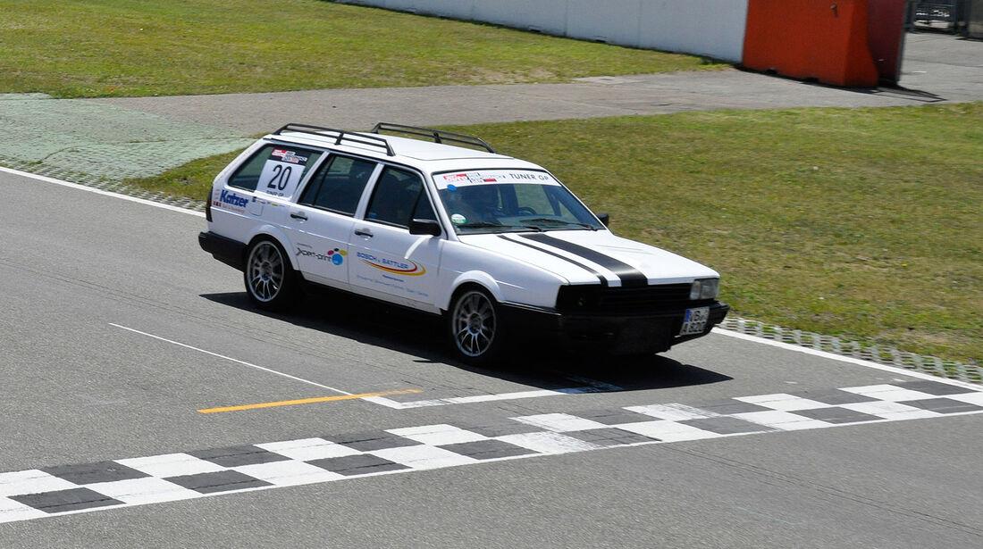 VW Passat, Finallauf, TunerGP 2012, High Performance Days 2012, Hockenheimring, sport auto
