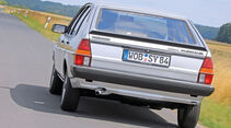 VW Passat Formel E, Heckansicht