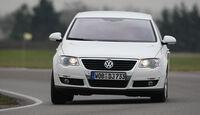 VW Passat,Frontansicht