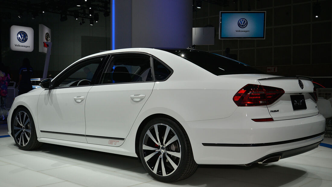 VW Passat GT Concept (US-Modell)