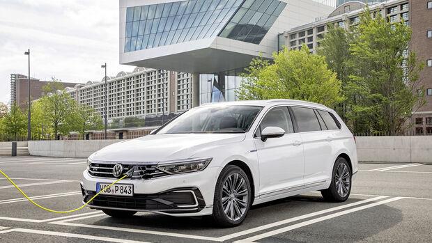 VW Passat GTE, Aktuelles, ams1419