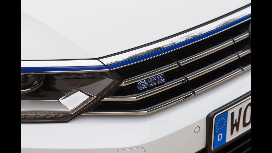 VW Passat GTE, Motorgrill