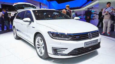 VW Passat GTE Sperrfrist 28.9.