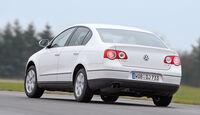 VW Passat, Heckansicht