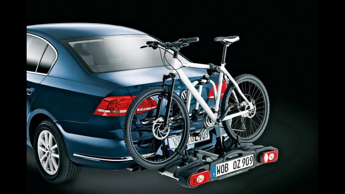 VW Passat, Heckträger