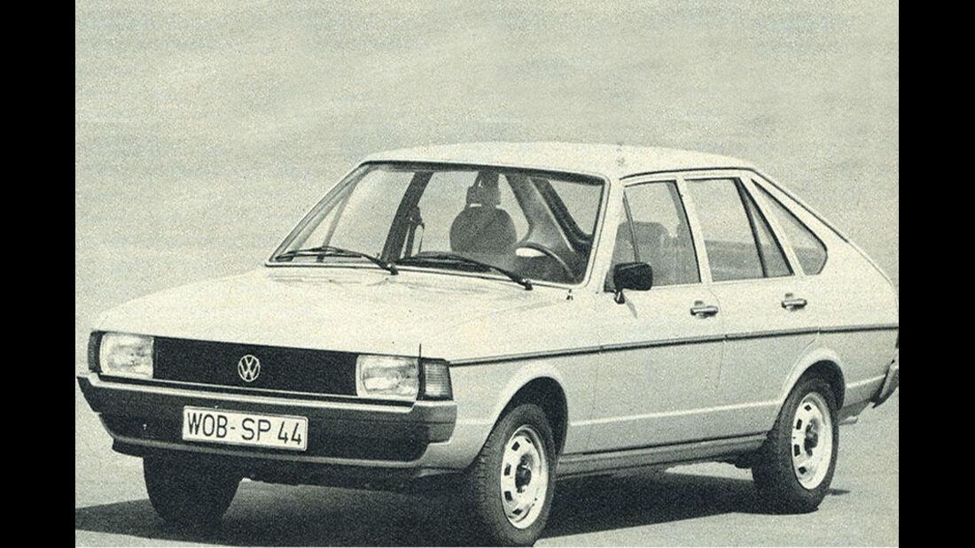 VW, Passat, IAA 1977