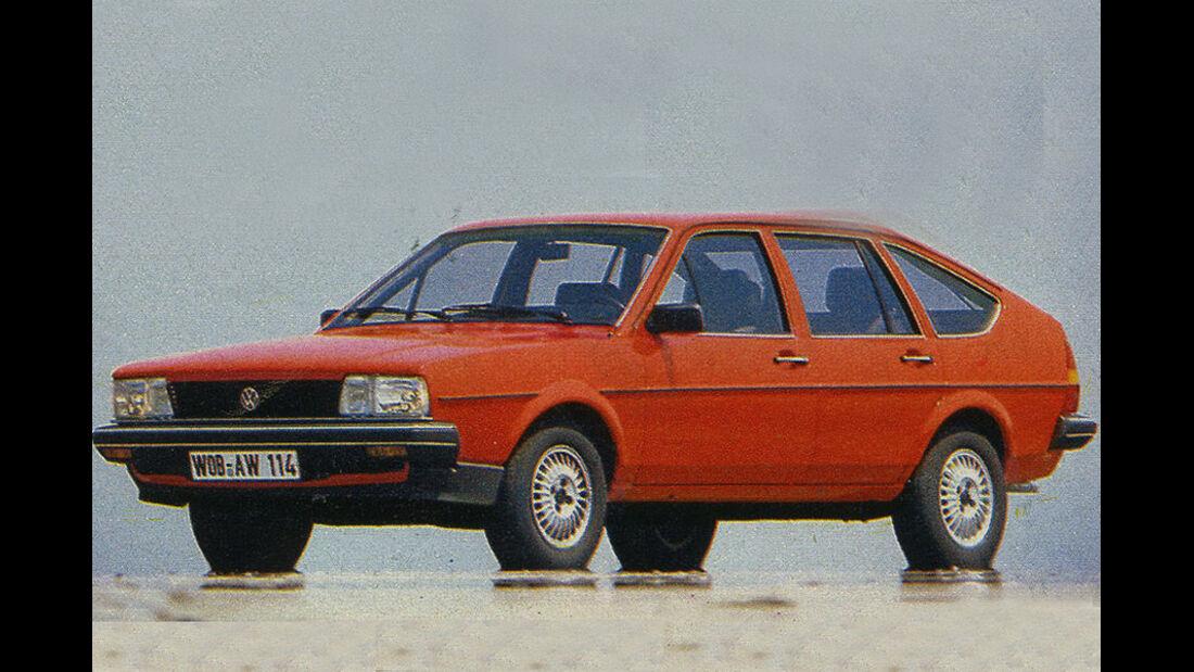 VW, Passat, IAA 1981