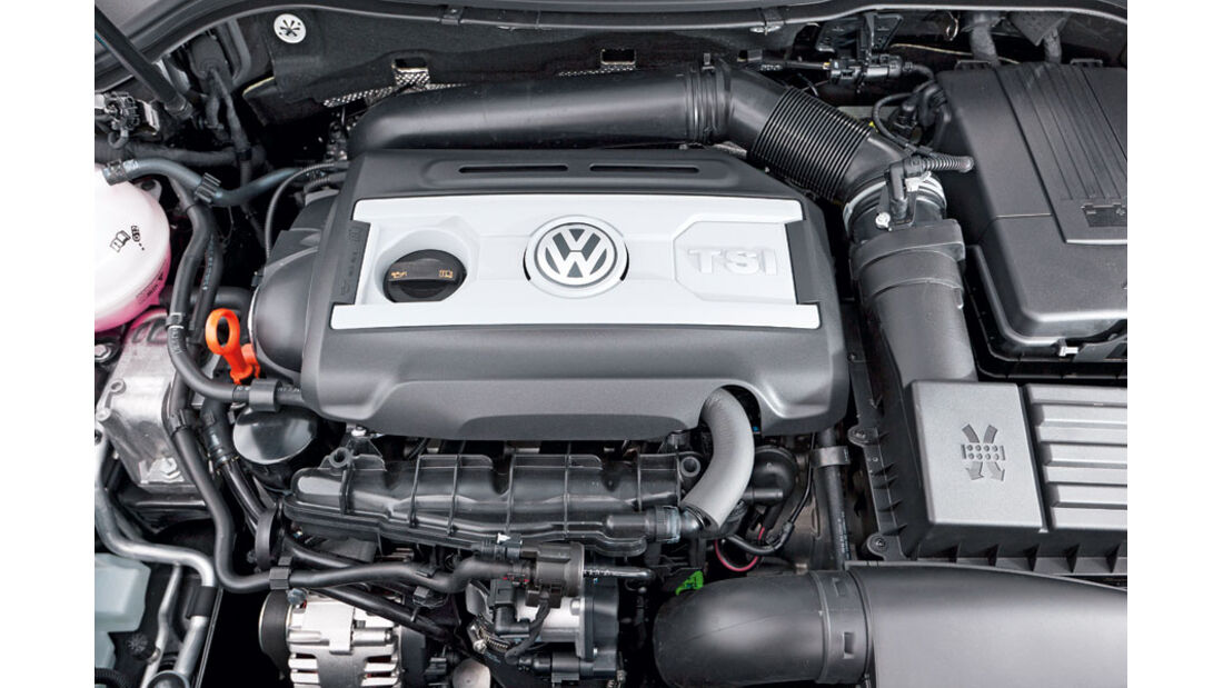 VW Passat, Innenraum, Sitze
