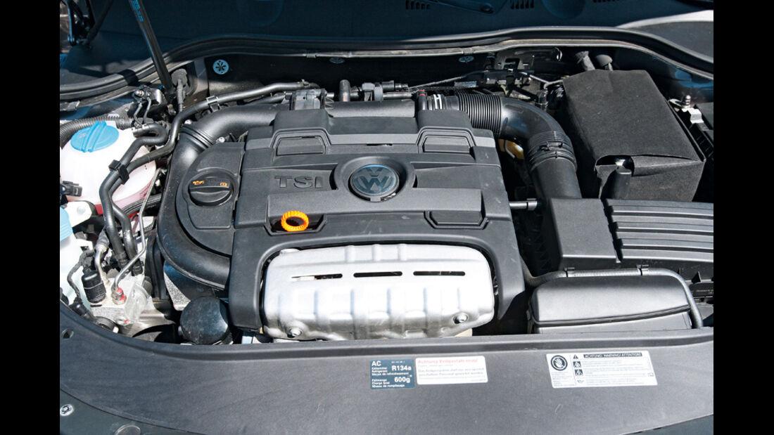 VW Passat, Motor, 1.4 TSI, 150 PS