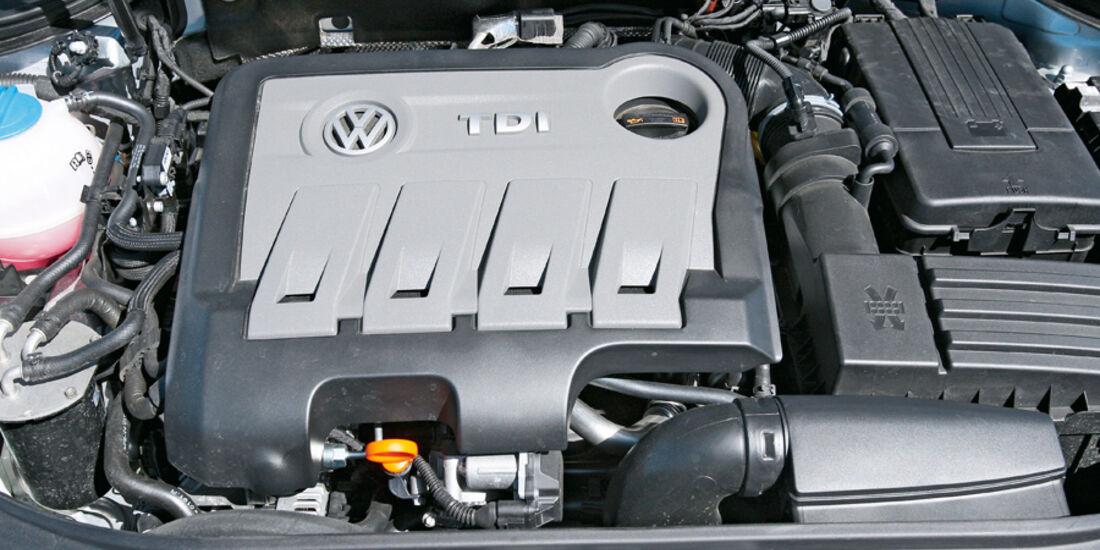 VW Passat, Motor, 2.0 TDI