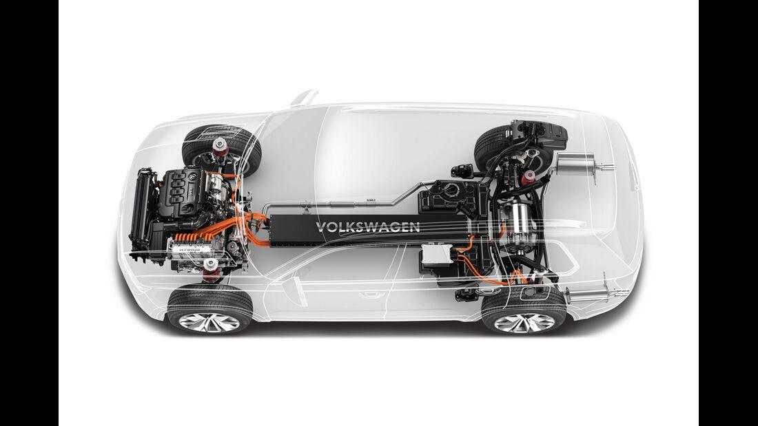VW Passat, Plug-in-Hybrid