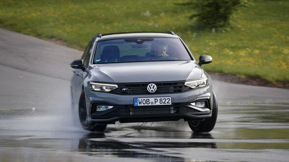 VW Passat R-Line Edition, Exterieur
