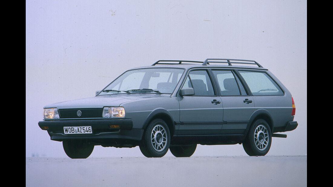 VW Passat Syncro