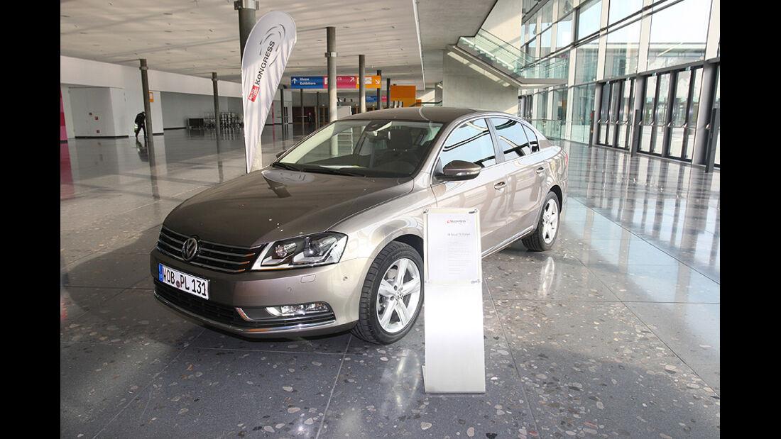 VW Passat TSI Eco Fuel