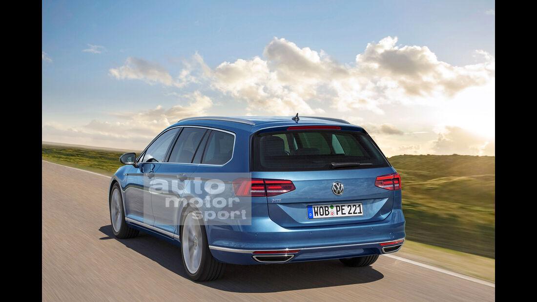 VW Passat Touring